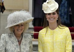 Новини Британії - Кейт Міддлтон - Первісток принца Вільяма може з явитися на світ у день народження його мачухи - ЗМІ