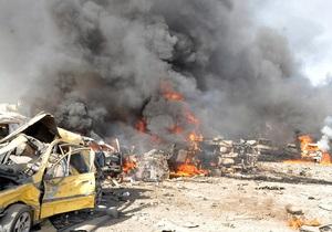 Під Дамаском смертник підірвав поліцейський відділок