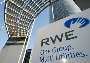 Суд отказал Газпрому в иске против немецкого поставщика газа Украине - rwe - take or pay