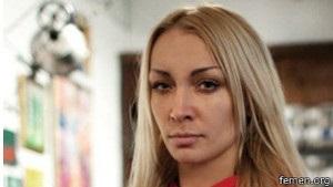 Активістка FEMEN Інна Шевченко:  Я би взяла гроші навіть у диявола  - BBC Україна