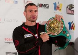 Виталий Кличко: Скоро я уйду с ринга, но из спорта - никогда