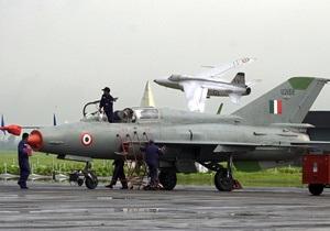 Індія - аварія - МІГ-21