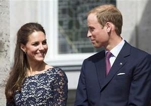 Кейт Міддлтон народить - Принц Вільям пішов у відпустку в очікуванні народження свого первістка