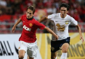 Манчестер Юнайтед  уступил звездам Таиланда