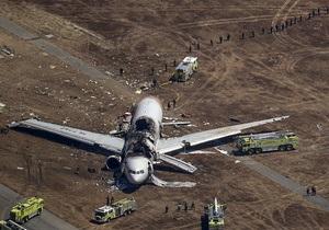 Аварія Boeing 777 - Катастрофа літака в Сан-Франциско: влада вибачилася за лайливі  імена  пілотів Boeing