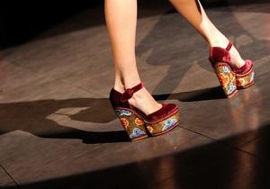 В Італії з явилися туфлі напрокат