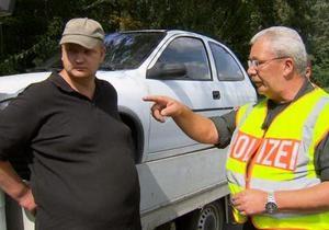 DW: Український автомобіліст та німецька поліція. Точки дотику