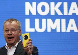 У США представлений 41-піксельний камерофон Lumia 1020
