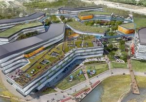 Новий кампус Google