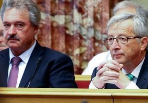 Уряд Люксембургу йде у відставку через скандал навколо спецслужб
