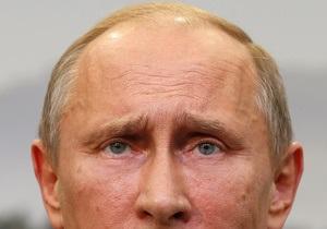 Росія - Путін - протести