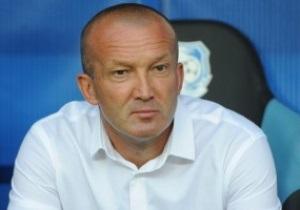 Тренер Чорноморця: Наша функціональна готовність наразі відмінна