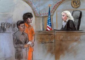 Новини США - Бостон - теракт - Призначено дату наступних слухань у справі Царнаєва