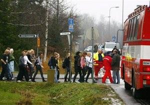 Фінляндія - пороховий завод - загроза вибуху