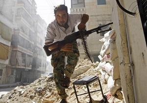 Конфлікт у Сирії - Сирійський конфлікт: Війська Асада завдають авіаудари по Хомсу