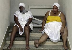 Ожиріння - Мексика