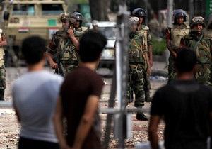 Брати-мусульмани відкинули пропозиції тимчасового лідеру Єгипту