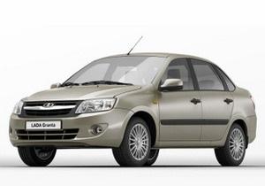 Lada Granta - автомобілі - Росія
