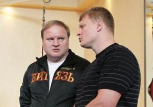Поветкин перед боем с Кличко расстался со своим менеджером