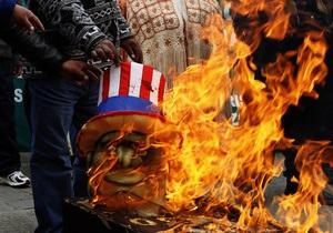 Болівія - протести - Сноуден - літак