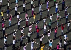 Фізичні вправи можуть змінити ДНК людини