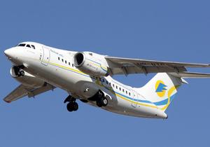 Ан-148 - МАУ - Перших осіб держави перевозитимуть вітчизняні Ан-148 - Ъ
