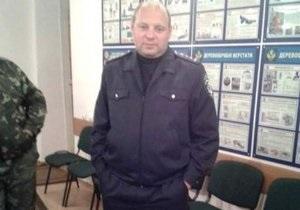 Заарештований у Врадіївці капітан Дрижак сподівається знову працювати в міліції