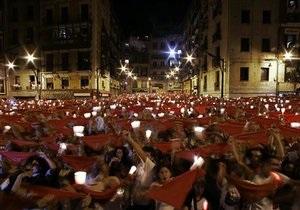 В Іспанії починається знамените свято Сан-Фермін