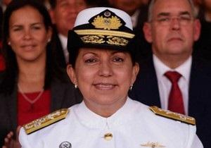 Новини Венесуели: Міністерство оборони Венесуели очолила жінка-адмірал