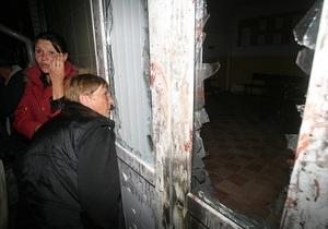 Корреспондент: Точка кипіння. Скоєне правоохоронцями зґвалтування спонукало жителів селища Врадіївка на бунт проти міліції