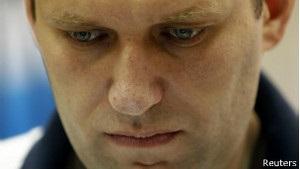 Прокурор вимагає для Навального шість років колонії