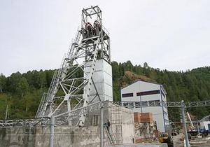 ВАТ Распадська - Росія - Робота шахти була зупинена 14 травня