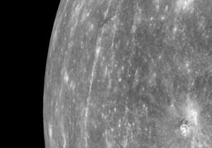 Новини науки - космос - Меркурій: Поверхня Меркурія значно молодша за саму планету - вчені
