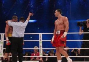 Володимир Кличко обійшов досягнення Холмса для боксерів-важкоатлетів