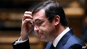 У Португалії поглиблюється політична та економічна криза