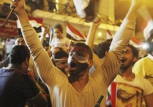 Єгиптяни святкують повалення Мурсі