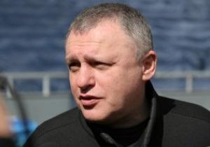 Новини футболу - Динамо - Суркіс