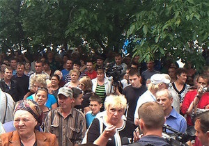 Врадіївка - Миколаїв - Правозахисниця заявила, що два вбивства жінок у Врадіївці досі не розкриті