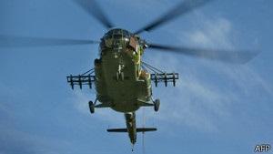 Аварія вертольота Мі-8 у Росії: загинуло 23 людини