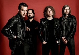 The Killers виступлять у Палаці спорту