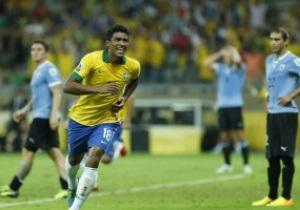 Лидер сборной Бразилии Паулиньо переходит в Тоттенхэм за 20 млн евро