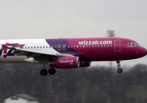 Wizz Air Україна - рейс - Харків - Кутаїсі