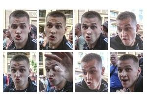 Сніцарчук - Тітушко - мітинг опозиції - У Києві суд розпочав розгляд по суті справи проти Тітушка