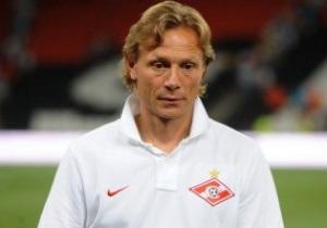 Тренер Спартака: К счастью для нас, игроки Шахтера в ворота не попадали