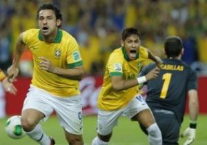 Бразилія розгромила Іспанію і виграла Кубок Конфедерацій 2013