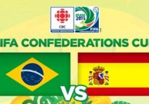 Бразилия – Испания – 3:0. Текстовая трансляция финала Кубка Конфедераций