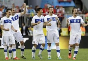 Італія виграє бронзу Кубка Конфедерацій