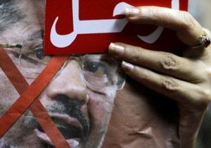 У Каїрі тисячі людей збираються на протест проти президента Мурсі