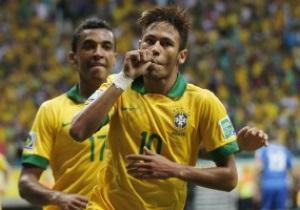 Неймар: Бразилия точно победит Испанию