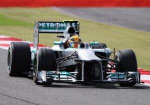 Формула-1. Гран-при Великобритании. Хэмилтон выиграл поул-позицию